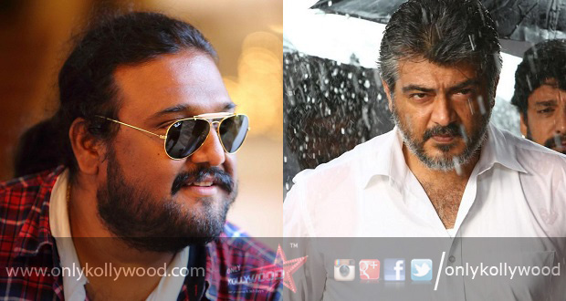 Photo of Ajith and Siva plan to join hands again