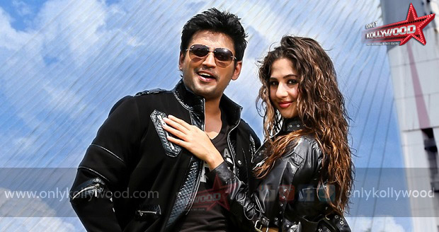 Photo of Saahasam Movie Stills