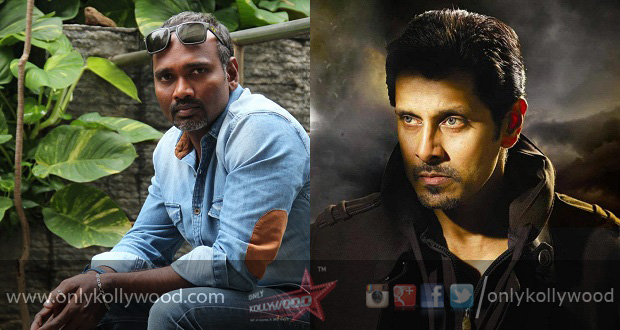 Photo of Vikram firms up his next with Vijay Milton