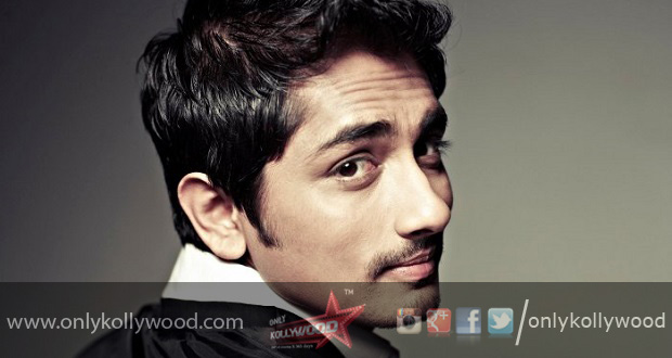 Photo of Siddharth to team up with Aramm director Gopi Nainar next