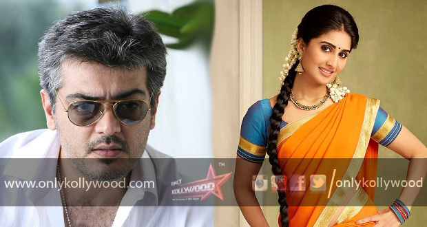 """Photo of """"I'll never pair up with Ajith,"""" says Shamlee"""