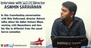 ashwin saravanan - maya director interview