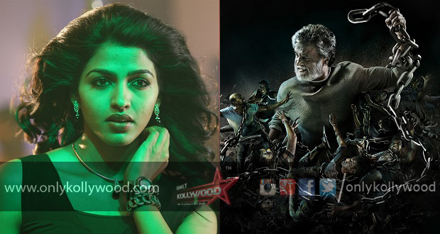 Photo of Dhansika's new hair do for Kabali