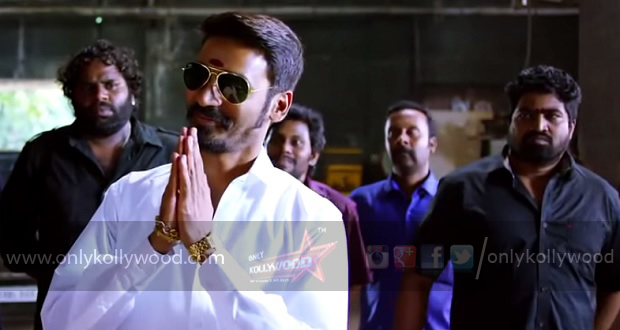 dhanush as politician in his next copy