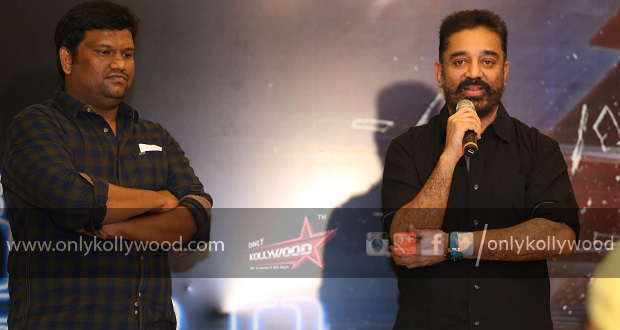 Photo of Kamal Haasan to team up with Rajesh Selva for an action thriller again
