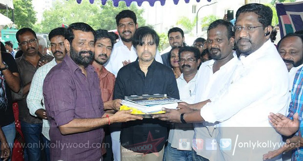 Photo of Vasanth's protege to direct Karthik and Vaibhav