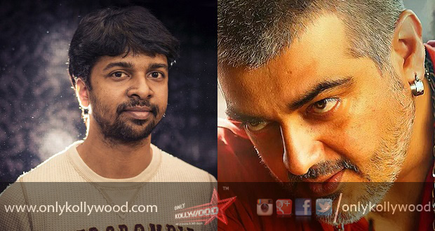 Photo of Madhan Karky pens his first song for Ajith Kumar