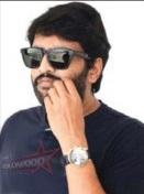 santhanam new beard look for horror film