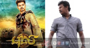 Samuthrakani about puli copy