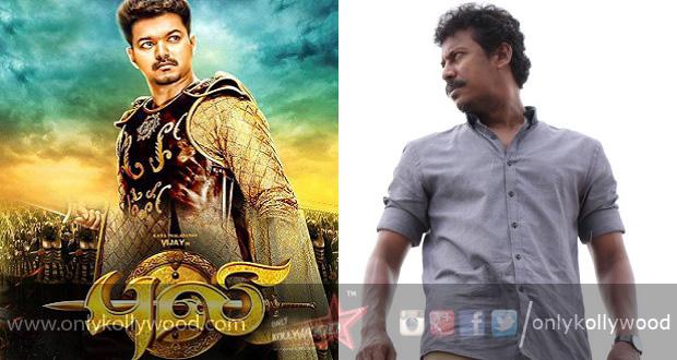 "Photo of ""Other heroes should follow Vijay Sir,"" Samuthirakani lauds Puli"