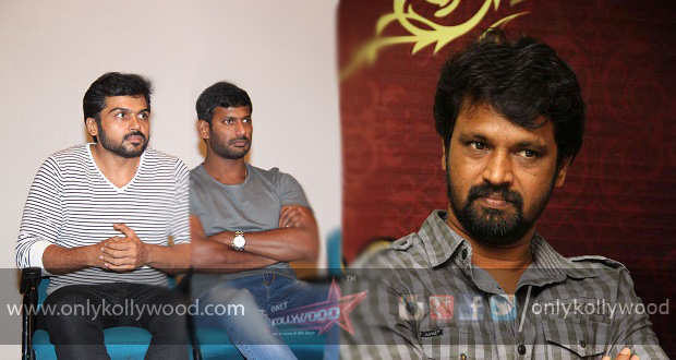 Photo of Cheran rues his remarks on Vishal and Karthi