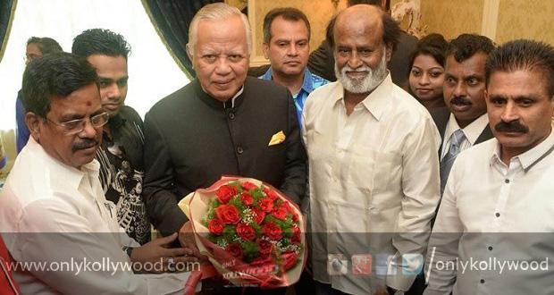 Photo of Malacca government to honor Rajinikanth with a Datukship?