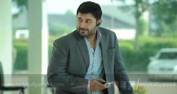 Photo of Arvind Swamy signed for Thani Oruvan Telugu remake
