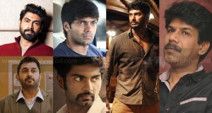 Vishal Arya Rana  Aravind Swamy Atharvaa and bala copy