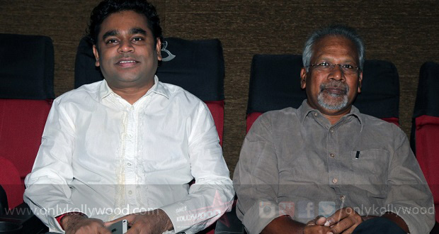 Photo of Mani Ratnam and AR Rahman team up for Ok Kanmani Hindi remake
