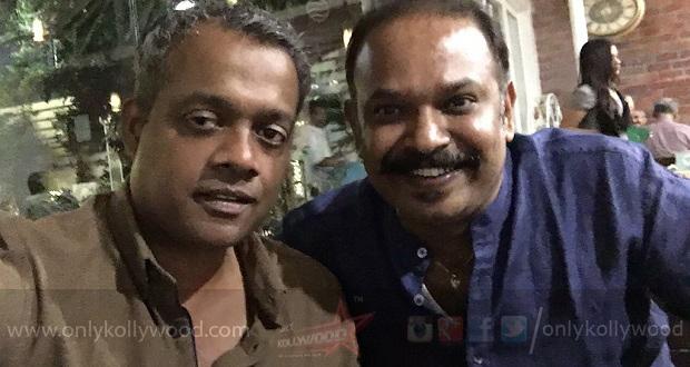 Photo of Gautham Menon and Venkat Prabhu team up