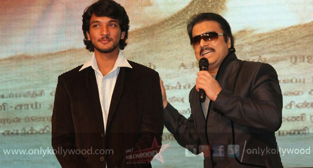 Photo of Gautham Karthik trashes rumors on his father