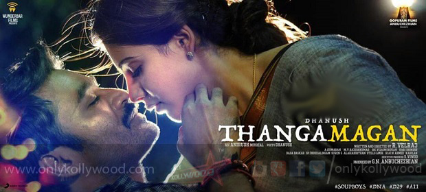 thanga magan songs review