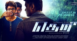 theri movie posters