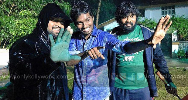 Photo of Vijay 59: Riveting action sequences amidst heavy rains