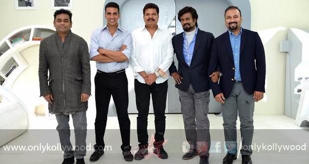 Photo of 2.0 first schedule wrap up on New Year's Eve