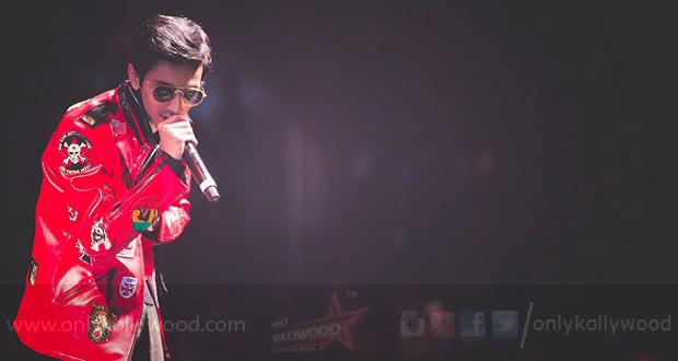 Photo of Anirudh Live In Toronto Concert Stills