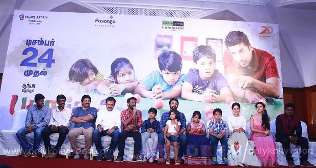 Photo of Pasanga 2 Movie Press Meet Stills