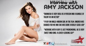 amy jackson interview