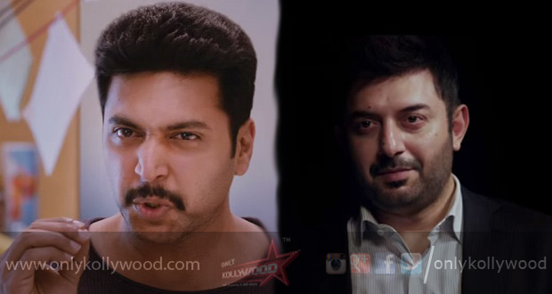 Photo of Arvind Swami may be pitted against Jayam Ravi again