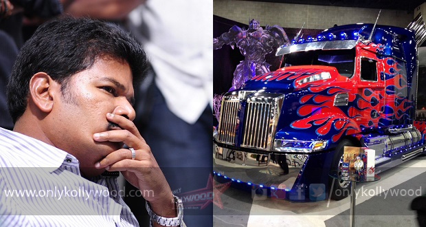 Photo of Shankar to procure 10 specialized trucks for Endhiran 2