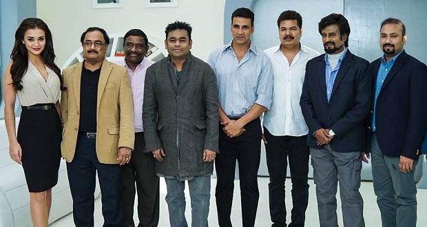Photo of OFFICIAL: Akshay Kumar to play villain in Endhiran 2.0