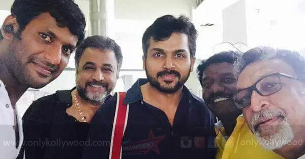 Photo of Nadigar Sangam rejects Ponvannan's resignation from his vice-president post