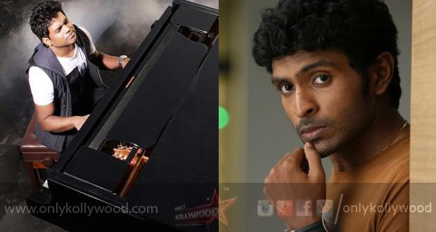 Photo of Yuvan Shankar Raja to compose for Vikram Prabhu's next