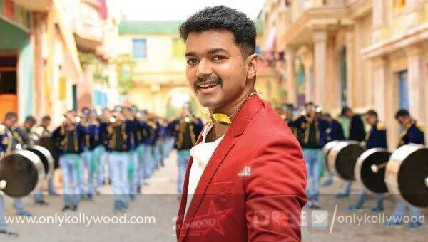Photo of Theri Movie Stills