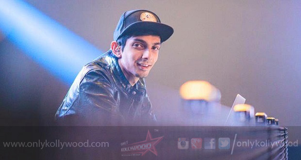 Photo of Anirudh confirms his only 3 projects this year