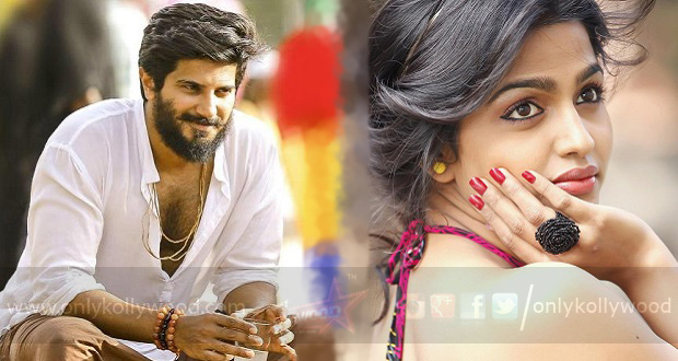Photo of Dhansika to make her Mollywood debut opposite Dulquer Salmaan?