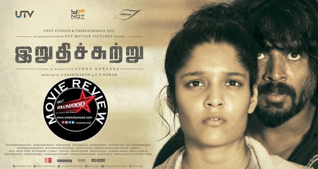 irudhi suttru movie review