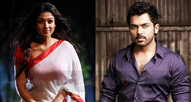 Photo of Karthi and Nayanthara to resume Kashmora from Jan 9th