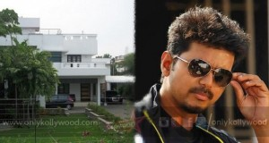 Actor-Vijay- permits his residence for  film shooting copy
