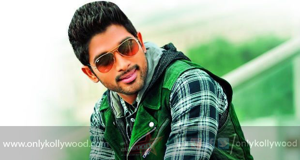 Photo of Allu Arjun's 'En Peyar Surya En Veedu Indhiya' gearing up for release