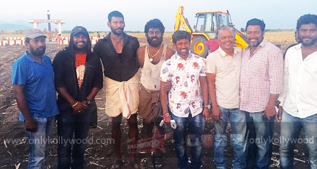 Photo of Marudhu nears completion