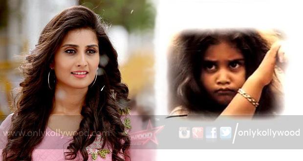 Photo of Shamlee plays 'Anjali' in Veera Sivaji