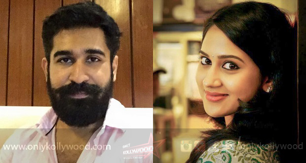 "Photo of ""Vijay Antony's dedication level cannot be explained in words,"" says Miya George"