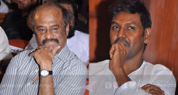 Photo of I will be a loyal custodian of Superstar Rajinikanth, says Lawrence