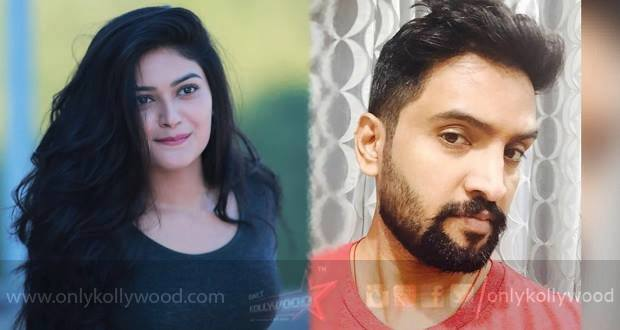Photo of Santhanam teams up with Vaibhavi Shandilya again