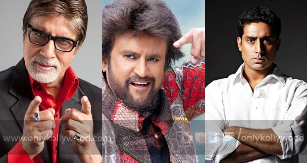 Photo of Amitabh Bachchan & Abishek Bachchan to play cameos in 2.o?