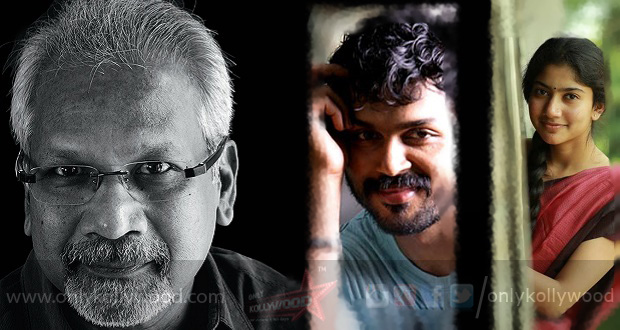 Photo of Mani Ratnam on the verge of firming up his script