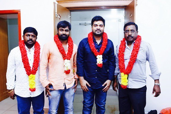 Photo of Vaalu director hopes to start his next with Simbu from August