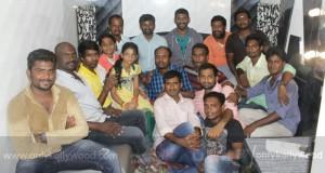 vishal's marudhu shoot wrapped