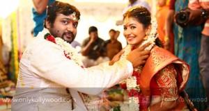 Bobby Simha Reshmi Menon Marriage Wedding Photos